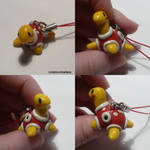 Shuckle Charm by ChibiSilverWings