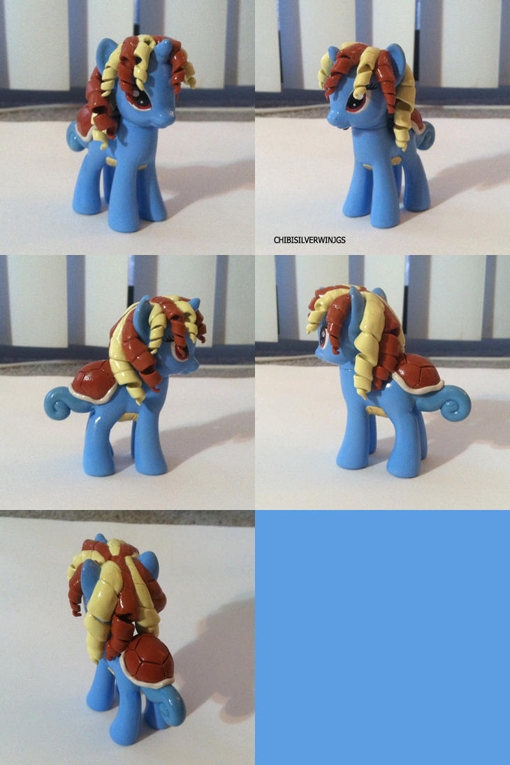 Squirtle Ponymon Update by ChibiSilverWings