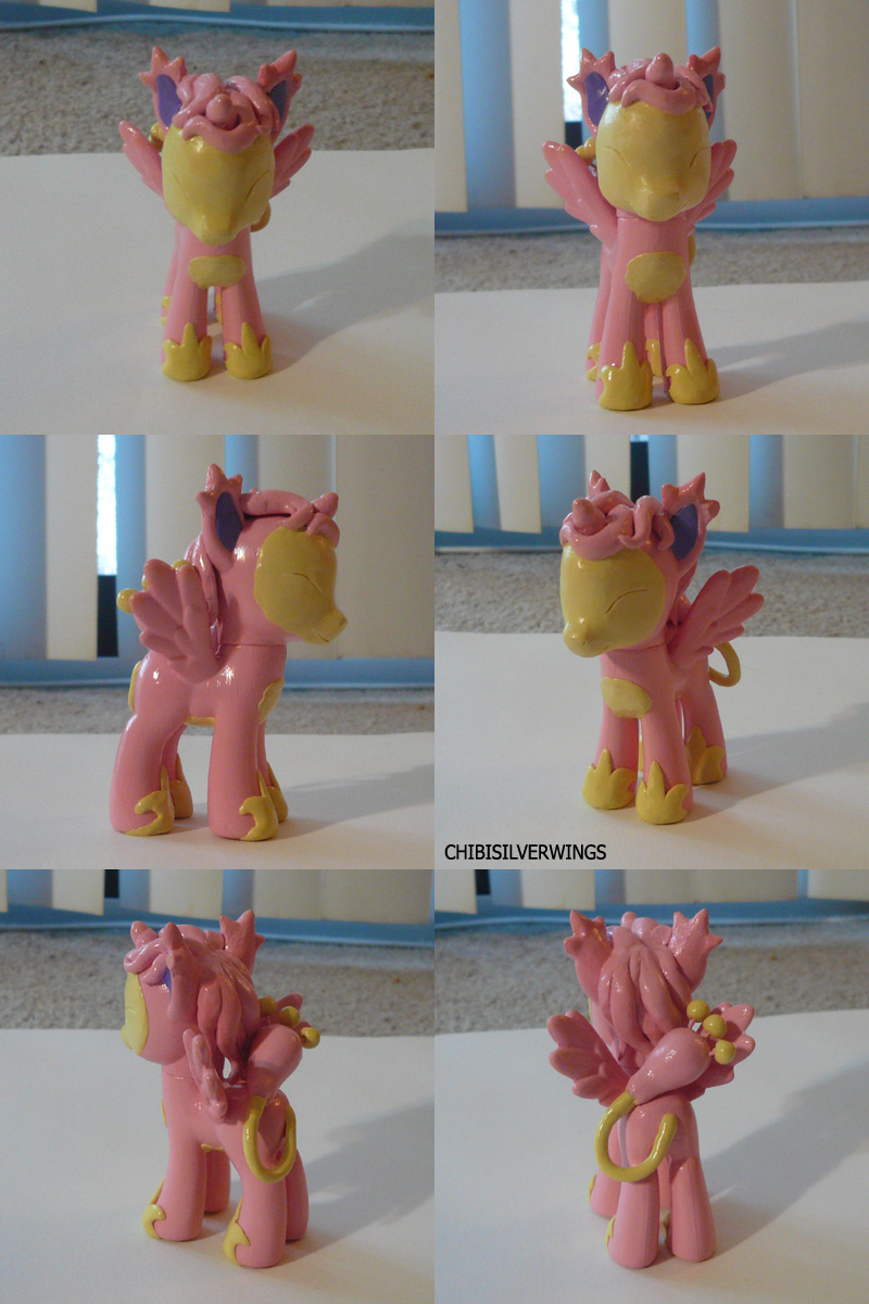 Skitty Ponymon by ChibiSilverWings