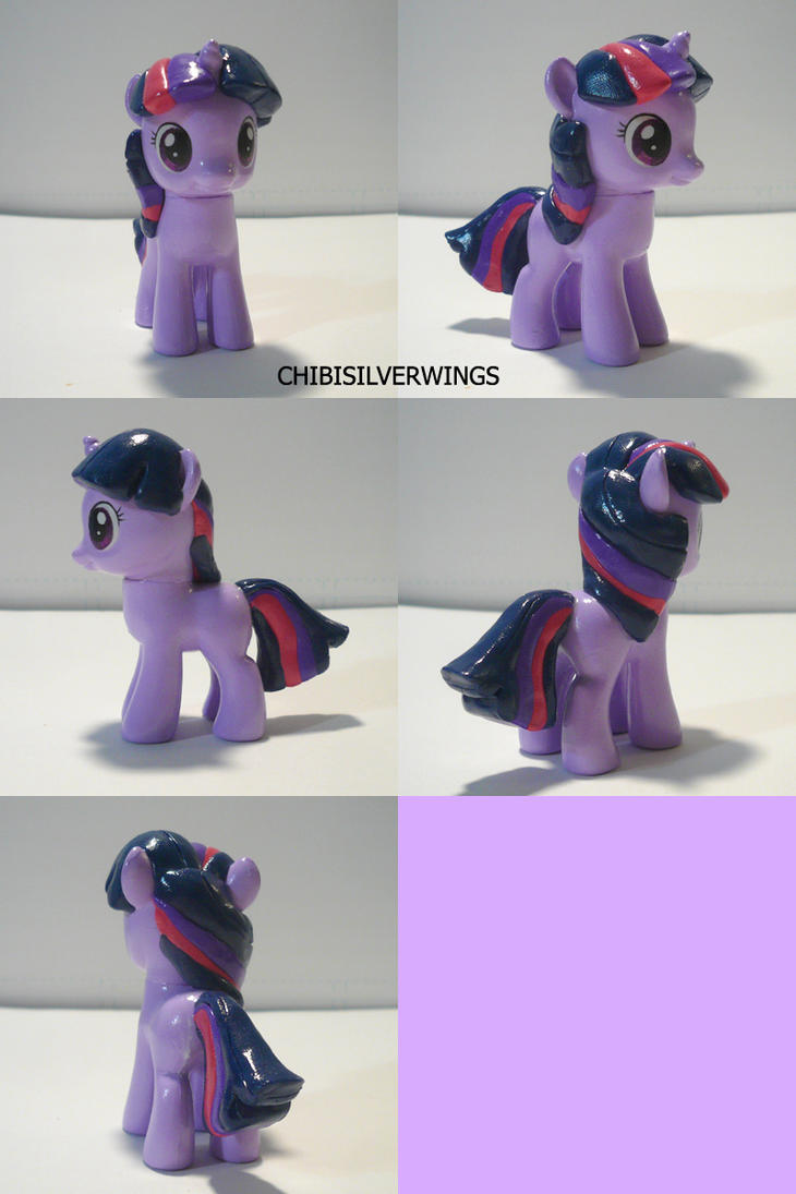 Filly Twilight Sparkle by ChibiSilverWings