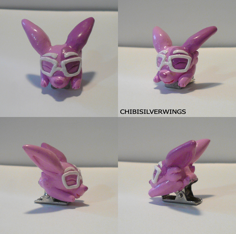 Jerre Clip by ChibiSilverWings