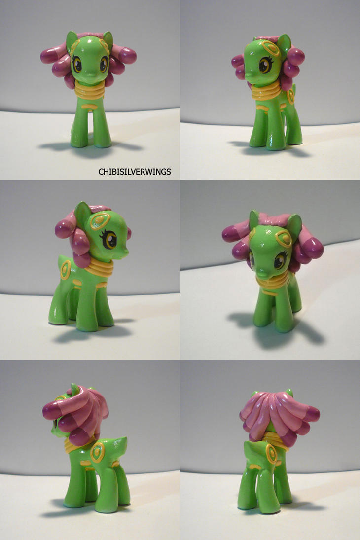 Cradily Ponymon by ChibiSilverWings