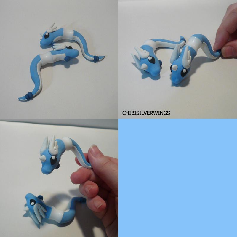 Dragonair Gauges by ChibiSilverWings