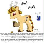Birch Bark MLP OC