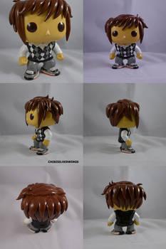 Billy Thatcher Custom Funko Figurine
