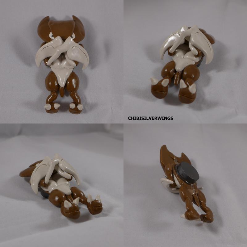 Kabutops Magnet by ChibiSilverWings