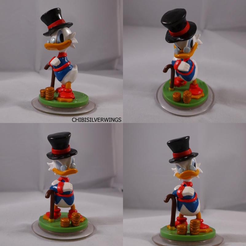 Disney Infinity Donald Scrooge McDuck Mod