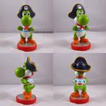 Pirate Yoshi Pirate Land Mario Party 2