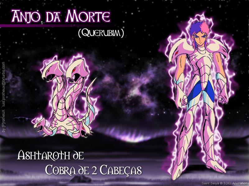 Ashtarote de Cobra 2 Cabecas by iScarparo