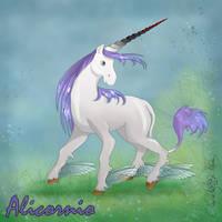 Alicornio by aiduqui