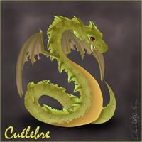 Cuelebre by aiduqui