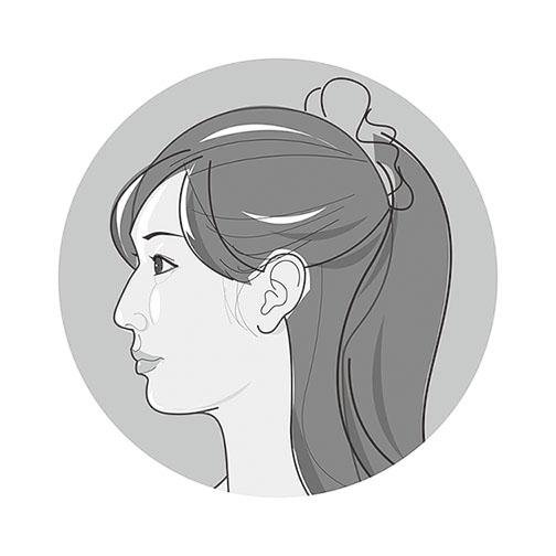 Side face by drawingthesmart