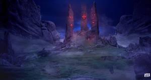The Druids' cult