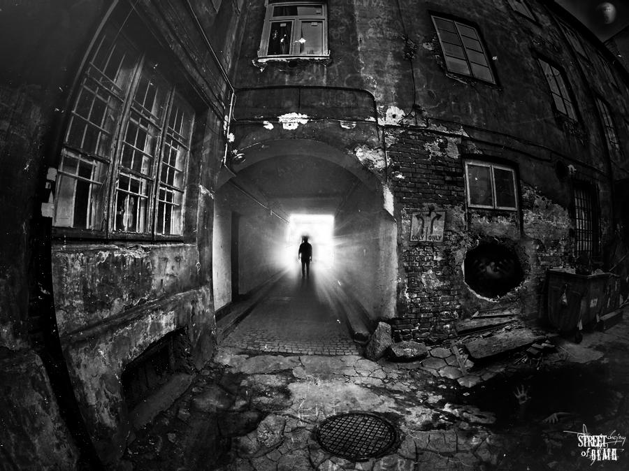 Street of Death by C-hojny