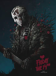 FRIDAY THE 14TH - HAPPY VIOLENTINES DAY