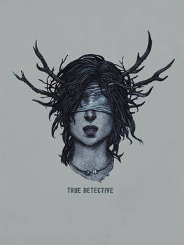 True Detective art
