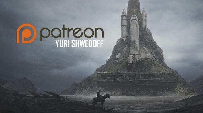 Patreon Page announce by YURISHWEDOFF