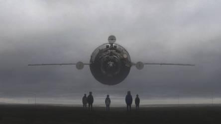 Soyuz by YURISHWEDOFF