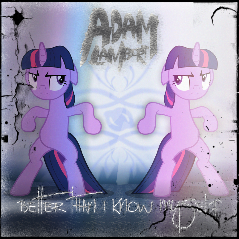 Adam Lambert - Better Than I Know Myself (Twi) by AdrianImpalaMata