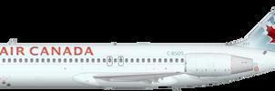 Air Canada Boeing 717-233 (C-BSOS / 717)