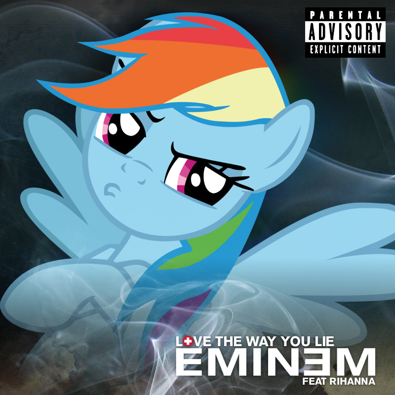 Eminem / Rihanna - Love the Way You Lie (RD) by impala99