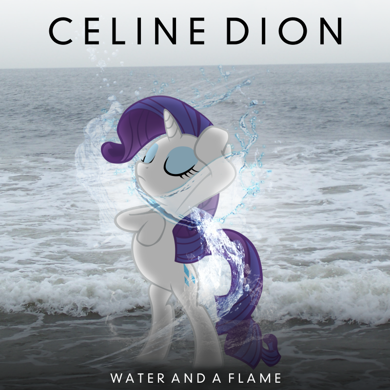 Celine Dion - Water and a Flame (Rarity) by AdrianImpalaMata