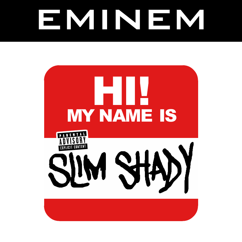 Eminem - My Name Is (digitally recreated) by AdrianImpalaMata on ...