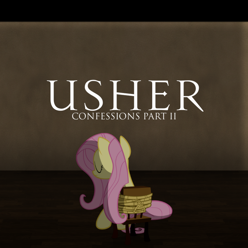 Usher These Are My Confessions Usher - Confessions Pa...