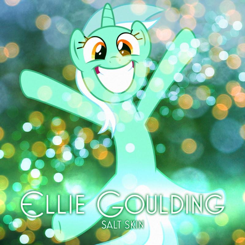 Ellie Goulding - Salt Skin (Lyra Heartstrings) by AdrianImpalaMata