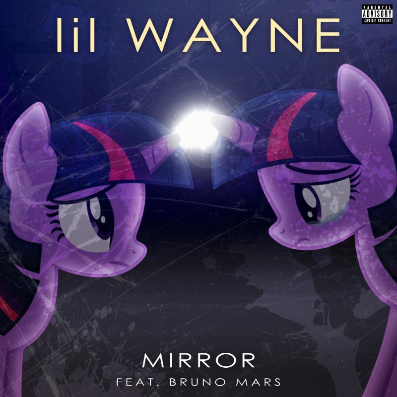 Little wayne mirror on the wall