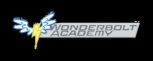 Wonderbolt Academy logo