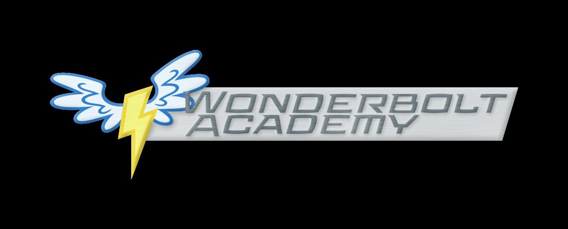 Wonderbolt Academy logo by AdrianImpalaMata