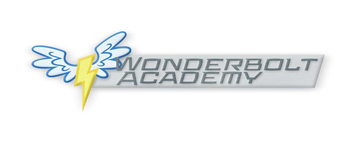 Wonderbolt Academy logo by impala99