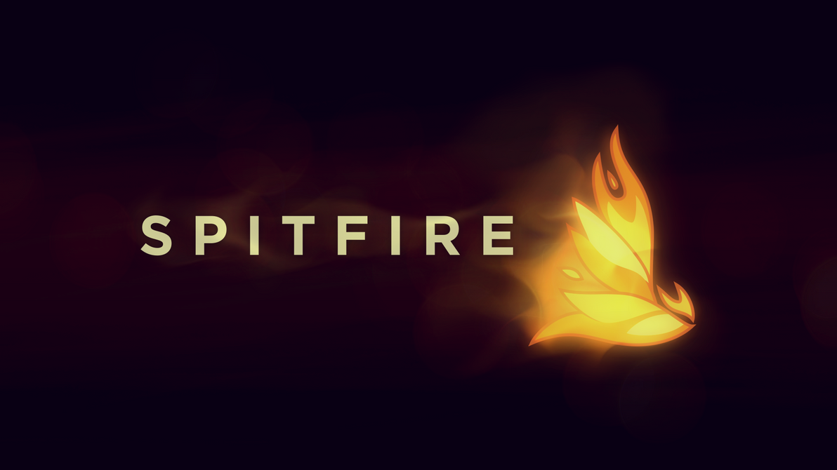 Spitfire by AdrianImpalaMata