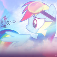 Alicia Keys - Brand New Me (Rainbow Dash) by AdrianImpalaMata