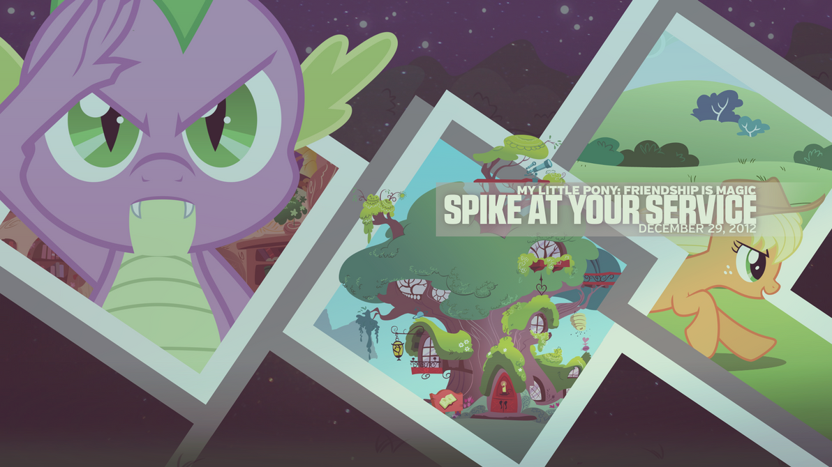 Spike @ Ur Servic by AdrianImpalaMata