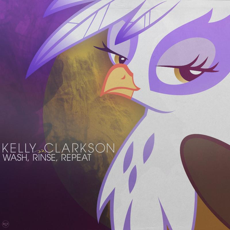 Kelly Clarkson - Wash, Rinse, Repeat (Gilda) by AdrianImpalaMata