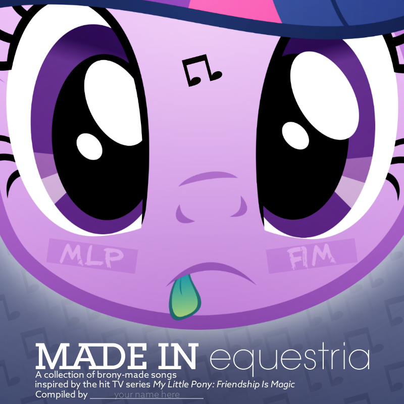 Your Name Here - Made in Equestria by AdrianImpalaMata