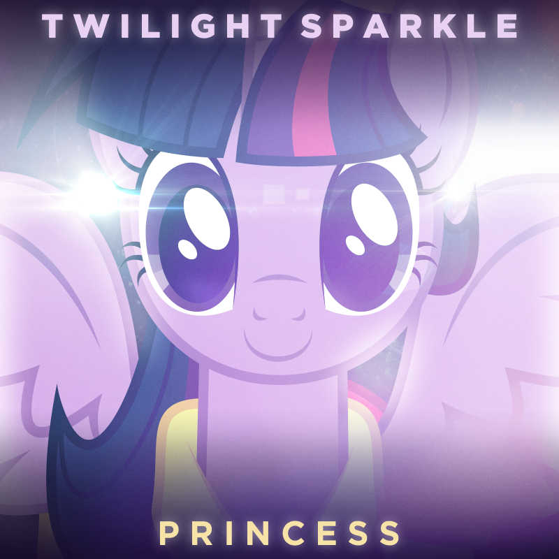 Owl City Vanilla Twilight Album Cover Twilight sparkle - princess byOwl City Vanilla Twilight Album Cover