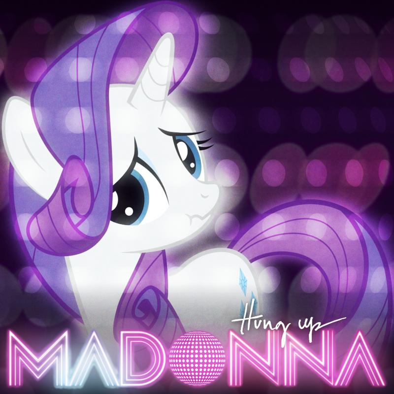 Madonna - Hung Up (Rarity) by AdrianImpalaMata
