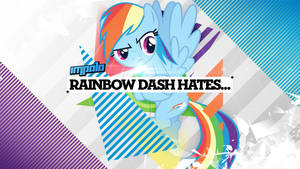 Rainbow Dash Hates...