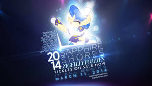 Sapphire Shores Zigfilly Follies 2014 Tour