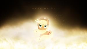 Wake Me Up! Applejack!