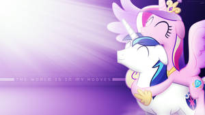The World Is in My Hooves