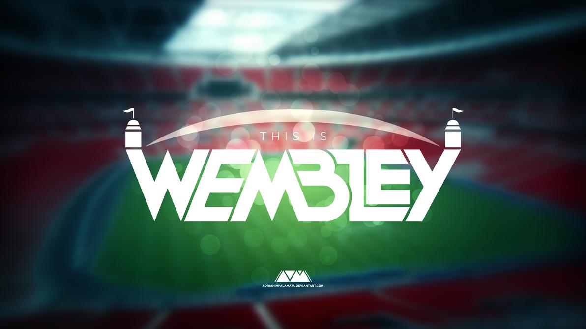 Wembley by AdrianImpalaMata