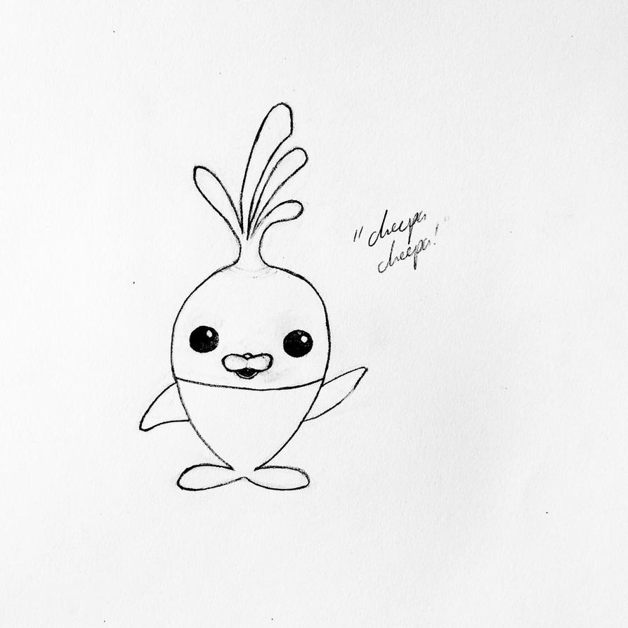 Tunip Says Hi by AdrianImpalaMata