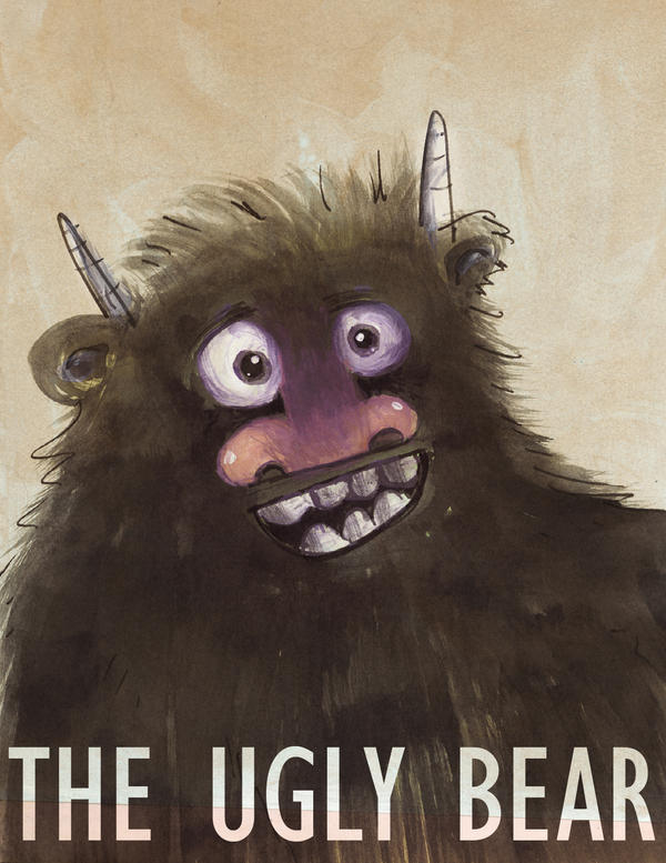 the ugly bear by kikando