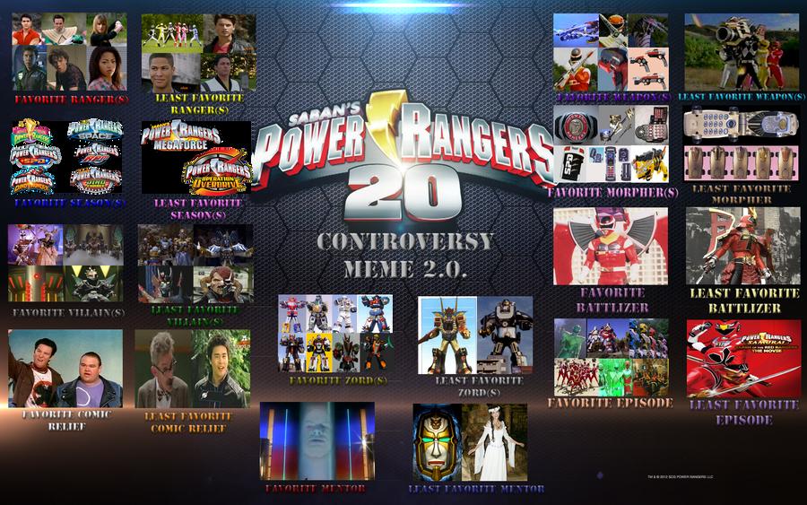 power rangers controversy meme 2 0 by jasperpie on deviantart
