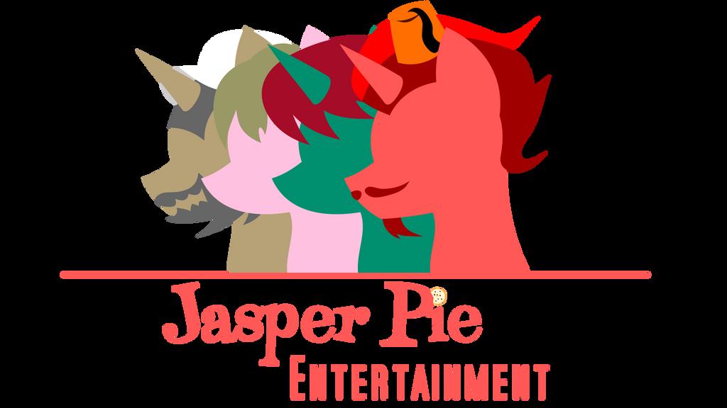 New Logo: Jasper Pie Entertainment by JasperPie
