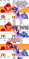 CMSN: Wittle Woona Wuvs Pizza